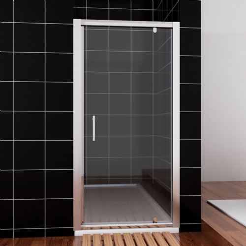 900MM PIVOT SHOWER DOORS